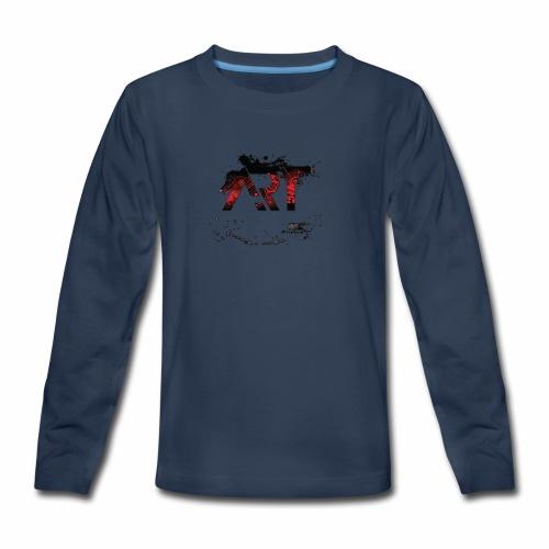ART - Kids' Premium Long Sleeve T-Shirt