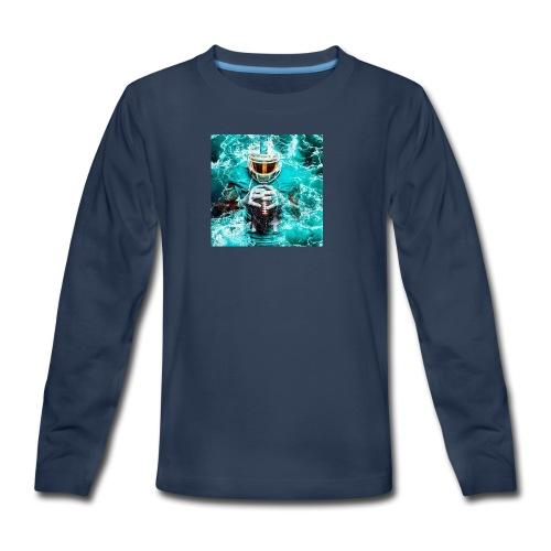 JUICY LANDRY - Kids' Premium Long Sleeve T-Shirt