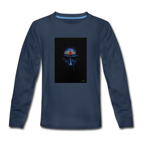 shiva - Kids' Premium Long Sleeve T-Shirt