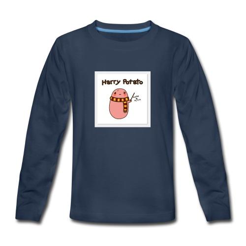 HARRY POTATO - Kids' Premium Long Sleeve T-Shirt