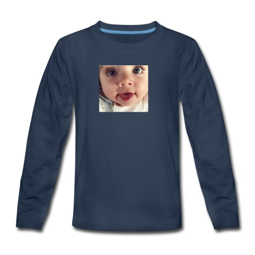 Little angels - Kids' Premium Long Sleeve T-Shirt