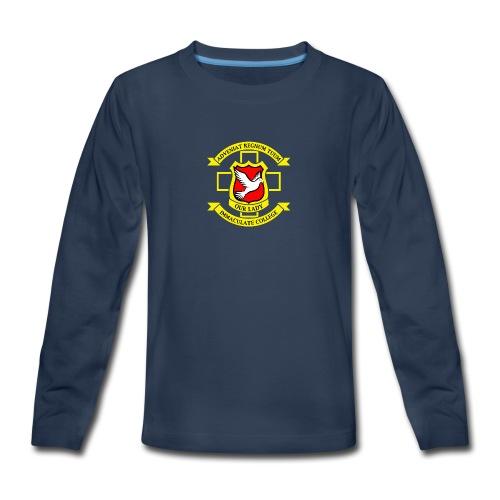 Friends Across The Barricade - Kids' Premium Long Sleeve T-Shirt