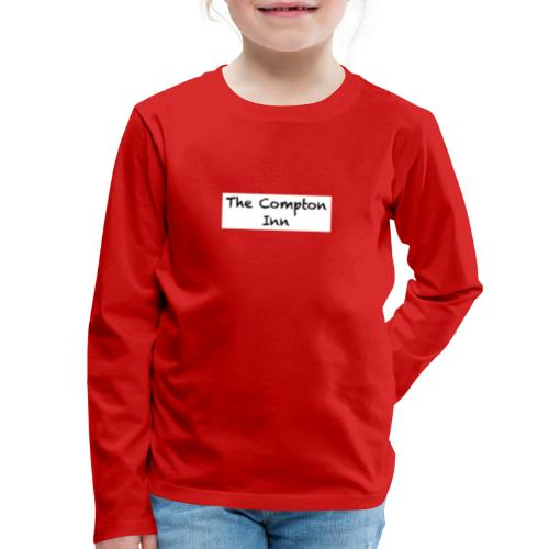 Screen Shot 2018 06 18 at 4 18 24 PM - Kids' Premium Long Sleeve T-Shirt