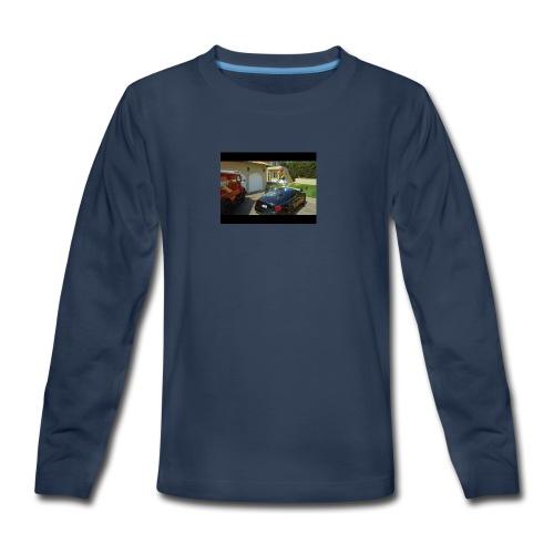 ESSKETIT - Kids' Premium Long Sleeve T-Shirt