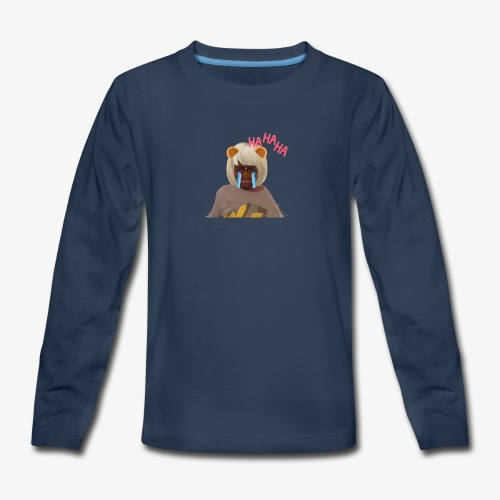 CJ Toys Ha Ha Ha - Kids' Premium Long Sleeve T-Shirt