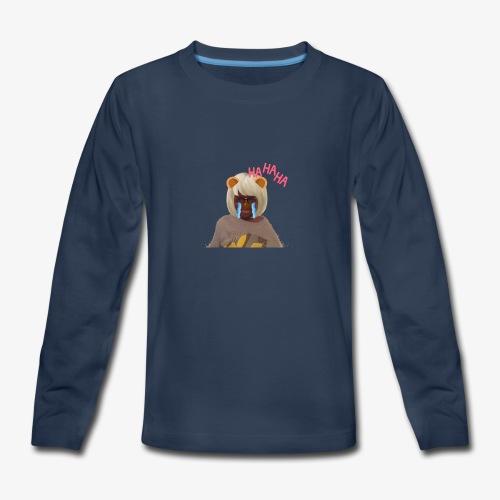 CJ Toys Ha Ha Ha - Kids' Premium Long Sleeve T-Shirt