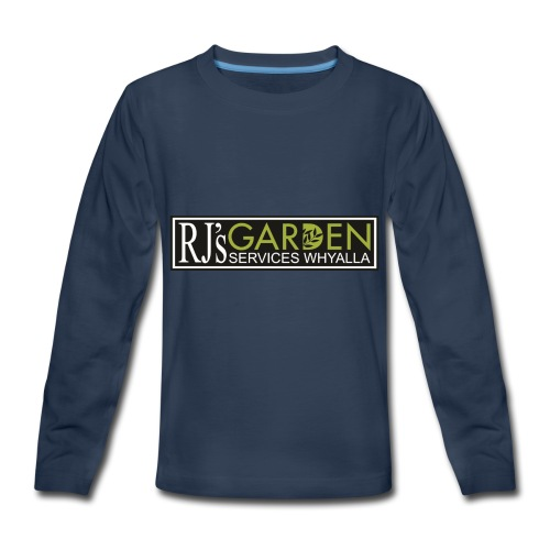 WHYALLA GARDENING - Kids' Premium Long Sleeve T-Shirt