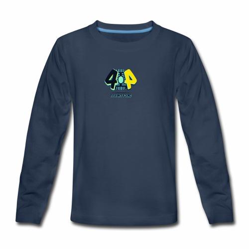 404 Logo - Kids' Premium Long Sleeve T-Shirt