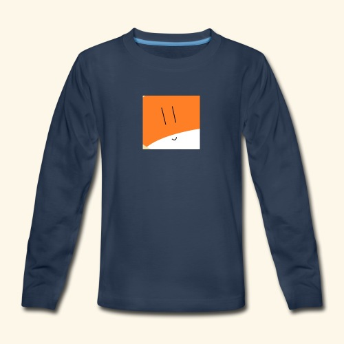 Papery - Kids' Premium Long Sleeve T-Shirt