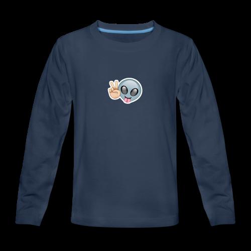GRAVITNATORS - Kids' Premium Long Sleeve T-Shirt