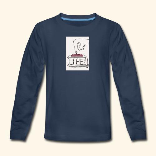 Mood - Kids' Premium Long Sleeve T-Shirt