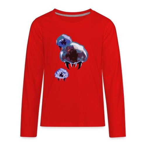 Metroid - Kids' Premium Long Sleeve T-Shirt