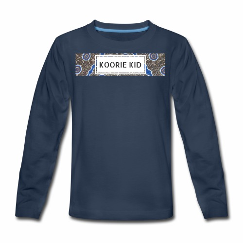 KOORIE KID - Kids' Premium Long Sleeve T-Shirt