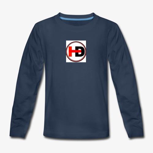 HDGaming - Kids' Premium Long Sleeve T-Shirt