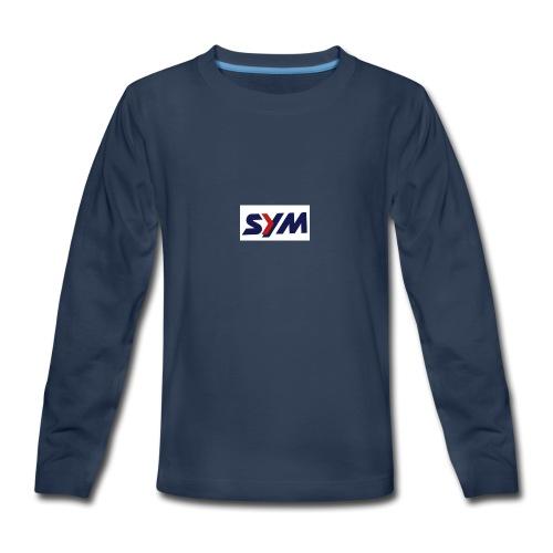 download_-7- - Kids' Premium Long Sleeve T-Shirt