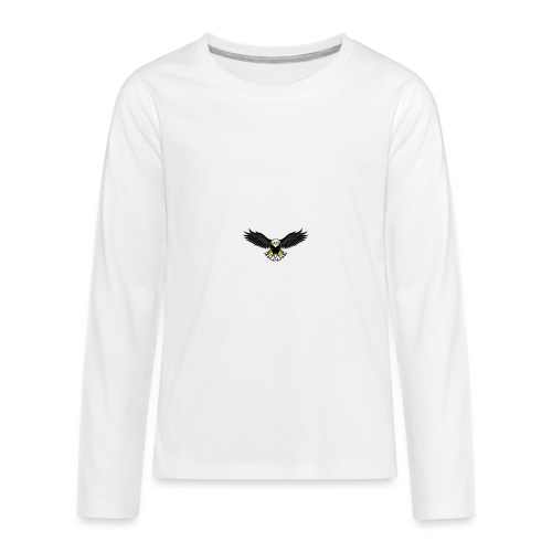 Eagle by monster-gaming - Kids' Premium Long Sleeve T-Shirt