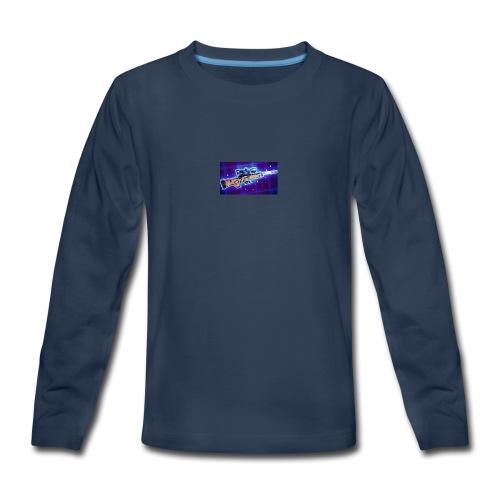 D88C459C 98E0 459F A17C F2714108E1F4 - Kids' Premium Long Sleeve T-Shirt