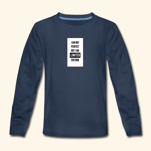 One of a kind - Kids' Premium Long Sleeve T-Shirt