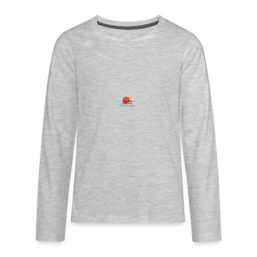 logo for lucas - Kids' Premium Long Sleeve T-Shirt