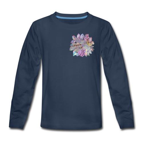 CrystalMerch - Kids' Premium Long Sleeve T-Shirt