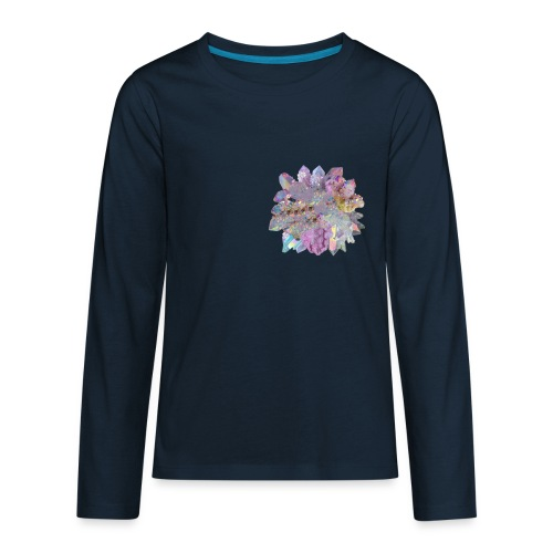 CrystalMerch - Kids' Premium Long Sleeve T-Shirt