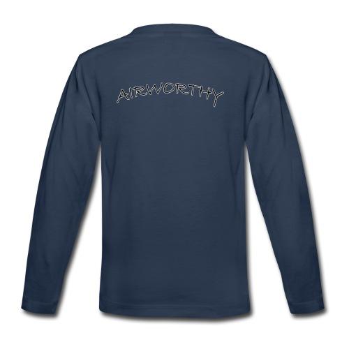 Airworthy T-Shirt Treasure - Kids' Premium Long Sleeve T-Shirt