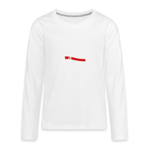 Progressive Wave Is Here - Kids' Premium Long Sleeve T-Shirt