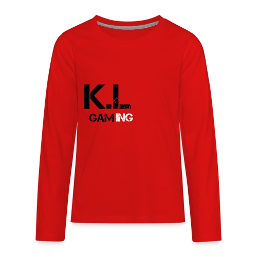 KL GAMING - Kids' Premium Long Sleeve T-Shirt