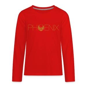 Pheonix's Merch - Kids' Premium Long Sleeve T-Shirt