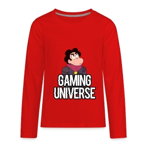 Gaming Universe SU T-Shirt - Kids' Premium Long Sleeve T-Shirt