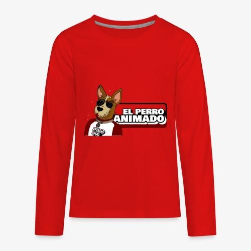 RUDD DOG - Kids' Premium Long Sleeve T-Shirt