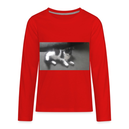 Cute kitten - Kids' Premium Long Sleeve T-Shirt