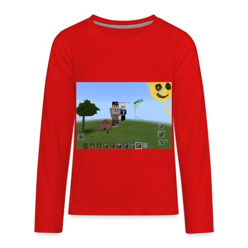 BDFF60F7 EFB4 43B2 97CA 532493271DDB - Kids' Premium Long Sleeve T-Shirt