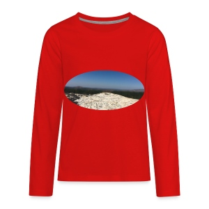 Rock - Kids' Premium Long Sleeve T-Shirt