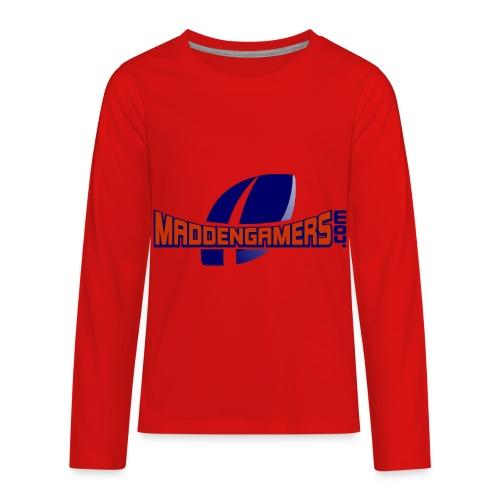 MaddenGamers - Kids' Premium Long Sleeve T-Shirt