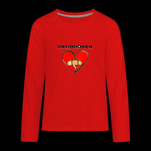 Antibroken merch - Kids' Premium Long Sleeve T-Shirt