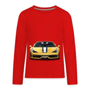 Ferrari 458 Speciale - Kids' Premium Long Sleeve T-Shirt