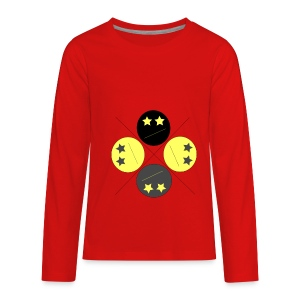 PolyFlection - Kids' Premium Long Sleeve T-Shirt