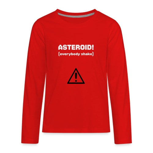 Spaceteam Asteroid! - Kids' Premium Long Sleeve T-Shirt