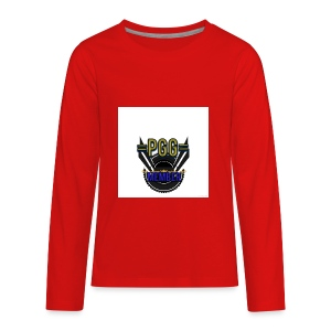 mystic_member_avatar - Kids' Premium Long Sleeve T-Shirt