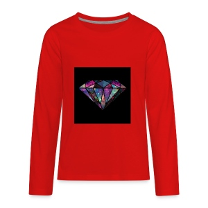 Diamondfashion - Kids' Premium Long Sleeve T-Shirt