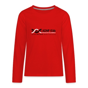 RED - Kids' Premium Long Sleeve T-Shirt