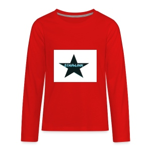 Star-Link product - Kids' Premium Long Sleeve T-Shirt