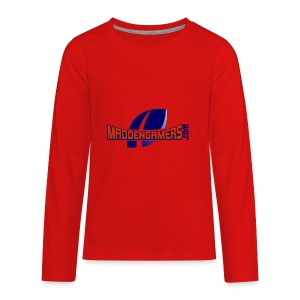 MaddenGamers - Kids' Premium Long Sleeve T-Shirt