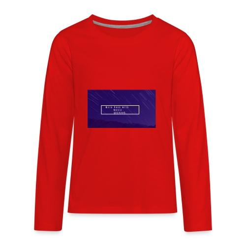 Wallpaper - Kids' Premium Long Sleeve T-Shirt