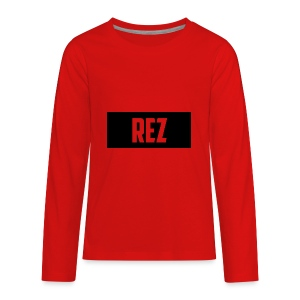 NEW_DESIGN_SHIRT - Kids' Premium Long Sleeve T-Shirt