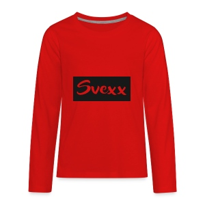 Svexx - Kids' Premium Long Sleeve T-Shirt
