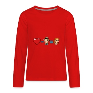 Love - Kids' Premium Long Sleeve T-Shirt