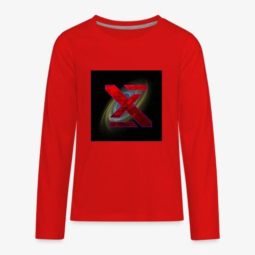 Captain X-man series ! - Kids' Premium Long Sleeve T-Shirt