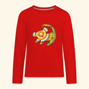 It is time - Kids' Premium Long Sleeve T-Shirt